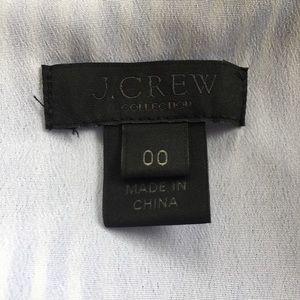 J. Crew Dresses - J. Crew Silk Cold Shoulder Flutter Midi Dress